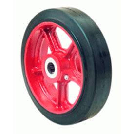 "Hamilton® Mort Wheel 8 x 2 - 5/8"" Roller Bearing"