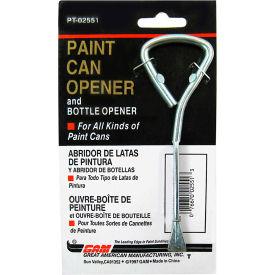 Peinture d'ouvre-boîte - PT02551, qté par paquet : 24