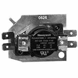 Honeywell R24BA3002 séquenceur de chaleur W / deux commutateurs 90 s Timing