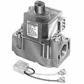 "Honeywell Dual Intermittent Pilot Gas Valve, VR8245M2530, W/ 1/2""X1/2"" Standard 35"" Wc"