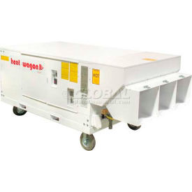 Heat Wagon Make-Up Air Heater 1200DF - 1200K BTU 240V