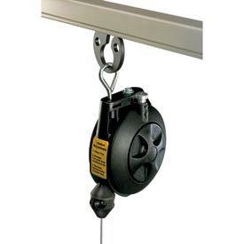 Dispositif de suspension à traction continue Hubbell BD-03 avec câble de 6 pi, cpapacité de3 lb