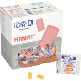 Howard Leight™ FF-1 FirmFit® Ear Plugs, Disposable, NRR 30, Uncorded, 200 Pairs/Box