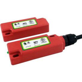 IDEM 112019 WPC codé interrupteur sans Contact W/LED, Way, 10M, 2NC 1NO, QC M12, qté par paquet : 2
