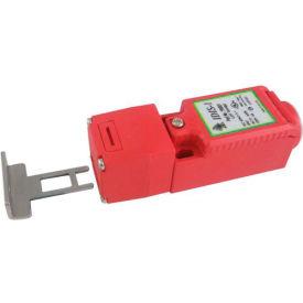 IDEM 190059 IDIS-1 languette de verrouillage commutateur-aucune loi, 1NC 1NO, 1/2NPT, PE