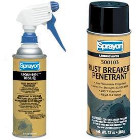 Sprayon Rust Breaker Penetrant