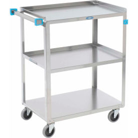 Lakeside® 311 Stainless Steel Utility Cart 27 x 16 x 32 300 Lb Cap