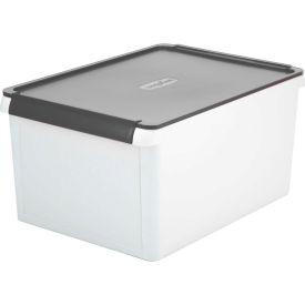 """Shuter Storage Box with Drop Down Lid 1010109 - 14-5/8""""L x 10-1/4""""W x 7-3/8""""H"""