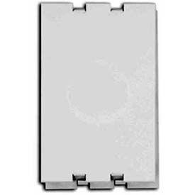 Leviton 47617-PLT Recessed Entertainment Box Includes Low Profile Cover, White