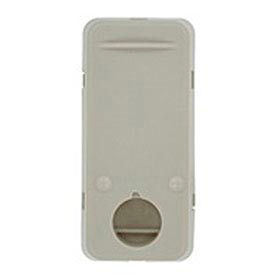 Leviton OSFLO-W Short Offset Adapter, White