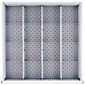 """SC Drawer Layout, 16 Compartments 2"""" H"""