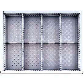 """ST Drawer Layout, 8 Compartments 5"""" H"""