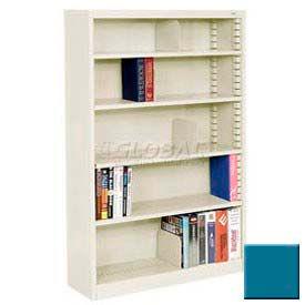 "Shelf Divider 22""D x 6""H - Classic Blue"