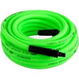 """Flexzilla® HFZ3850YW3 3/8""""x50' 300 PSI Hybrid Polymer All Weather Air Hose"""