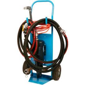 Liquidynamics 33271 Transfer Cart, Medium Viscosity 20 GPM