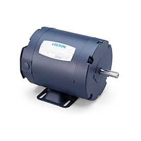 Leeson 101649.00, 0,25 HP, 1725 RPM, 208-230/460V, S56, TENV, Rigid