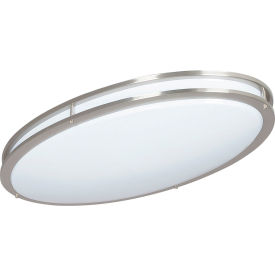Luminance F9880-80-LED 32 pouces LED Dimmable ovale luminaire 45W 3600 Lumens 3000 K Energy Star