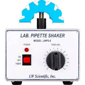 LW Scientific SHL-PPF7-06F1 Pipette Shaker, 6 Pipette Capacity, 2500 RPM