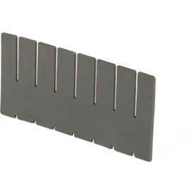 "LEWISBins ESD-Safe Vertical Box Dividers DV1650xL - 14-13/16""L x 4-13/32""H - Pkg Qty 6"