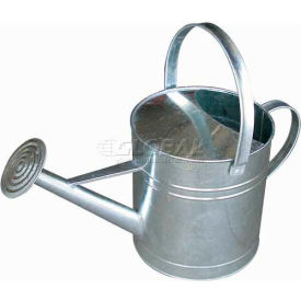 Little Giant Watering Can GWC10, Galvanized Steel, 10 Qt.