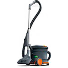 Hoover Hushtone Canister Vacuum w/Tools 2 Speed