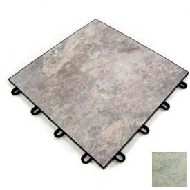Mateflex TileFlex Indoor Modular Flooring Tile 572050, Gray