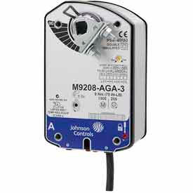 Johnson Controls Electric Spring Return Actuator - M9208-GGA-2