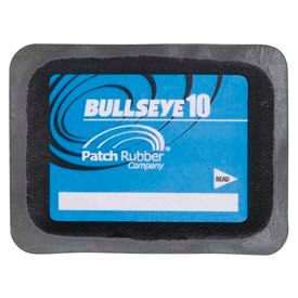 "Bullseye Patch Dual Cure 2"" x 3"" - Pack of 20"