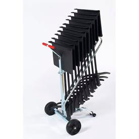 Music Stand Dolly - 10 Stand Capacity