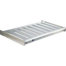 "New Age - Cantilever Rack T-Bar Shelf, 36""Wx24""D, 900 lbs Capacity, Aluminium"