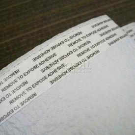 """NOFP SolexLT™ Radiant Insulation Barrier SOLLT4250WT, 250'L X 1/8""""H, White/Reflective W/Tape"""
