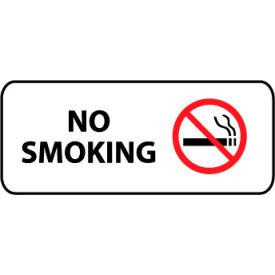 Pictorial OSHA Sign - Vinyl - No Smoking