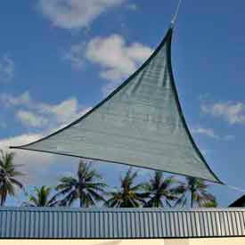 12 pieds Triangle ShadeSail - mer
