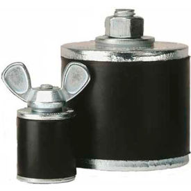 Pipe Plug,Mechanical,Size 2 In CHERNE INDUSTRIES 271527