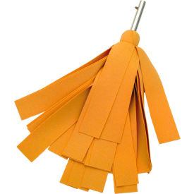 "Swobbit Aquazorber® Drying Mop w/ 2"" Strips, Uni-Snap™ - SW31315"