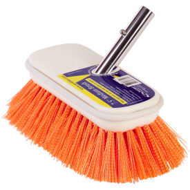 """Swobbit 7-1/2"""" Medium Orange Brush - SW77350"""