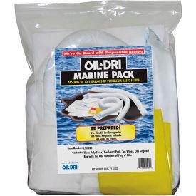 Oil-Dri® Oil Only Zippered Marine Spill Kit, 5 Gallon Capacity