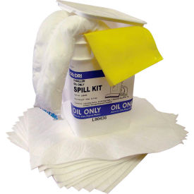Oil-Dri® Oil Only Bucket Spill Kit, 5 Gallon Capacity
