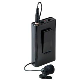 Wireless Tie-Clip Microphone for Sound Lecterns, For PAW90X