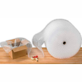 """Bubble Wrap - 1/2"""" x 48"""" x 250 - 2 x 24"""" (Slit) - Perforated Every 12"""""""
