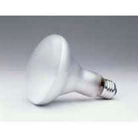 Sylvania 15165 65BR30/FL Incandescent Reflector BR30 Bulb, 620 Lumens, 120v, Med Base - Pkg Qty 24