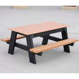 Kids Plastic & Recycled Plastic Picnic Tables