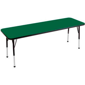 ECR4KIDS® - Rectangle Activity Tables - Juvenile Leg Style