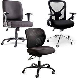 Fabric Big & Tall Chairs
