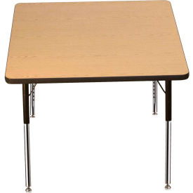 Square Standard Height Activity Tables