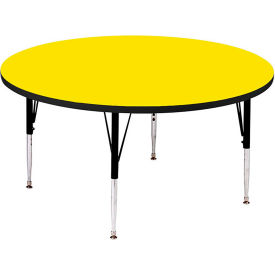 Round Shaped Standard Height Activity Tables