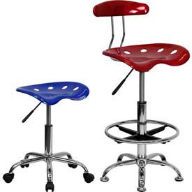 Tractor Style Stools