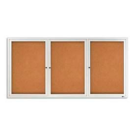3+ Doors Aluminum Frame Cork Boards