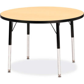 Round Shaped Child Height Activity Tables