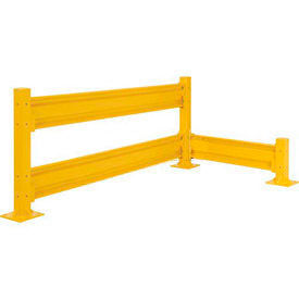 Global Industrial™ Protective Steel Guard Rails
